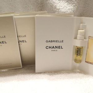 5 CHANEL GABRIELLE Travel Sprays,2 ML